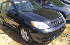 Toyota Matrix 2004 Black for sale