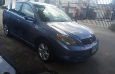 Sell authentic used 2002 Toyota Matrix in Lagos