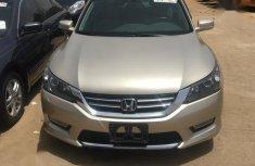 Need to sell cheap used grey/silver 2015 Honda Accord sedan in Kano