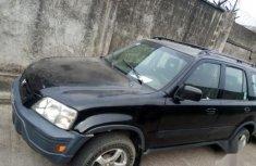 Honda CR-V 2001 2.0 4WD Black for sale
