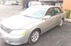 Sell used 2002 Toyota Avalon sedan automatic at price ₦1,700,000
