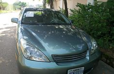 Lexus ES 2002 300 Green for sale