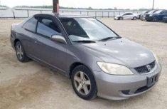 Used grey/silver 2004 Honda Civic manual car at attractive price