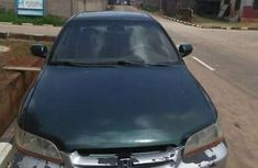 Green 1998 Honda Accord for sale at price ₦400,000