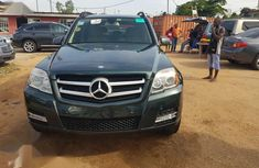 Mercedes-Benz GLK-Class 2010 350 4MATIC Green for sale