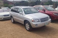 2003 Toyota Highlander automatic at mileage 125,000 for sale