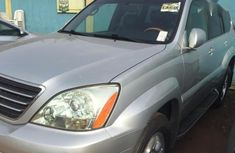 Sell well kept 2006 Lexus GX suv / crossover automatic at price ₦5,500,000