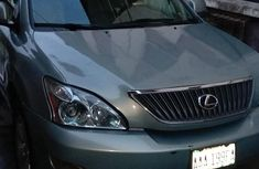 Sell cheap grey/silver 2005 Lexus RX suv / crossover automatic