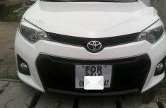 Toyota Corolla 2016 White for sale
