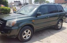 Sell well kept green 2006 Ford Pilot suv at price ₦1,300,000