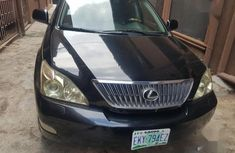 Lexus RX330 2005 Black for sale