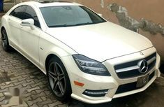 Selling 2012 Mercedes-Benz CLS automatic in good condition at price ₦8,700,000
