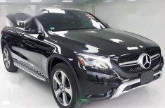 Sell very cheap clean black 2017 Mercedes-Benz GLC in Lagos