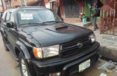 Toyota 4-Runner 2002 Black for sale