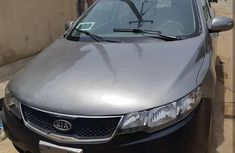 Kia Cerato 2010 Gray for sale