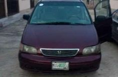 Red 1998 Honda Odyssey automatic for sale in Abuja