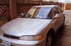 Sell used 1997 Honda Accord automatic at price ₦290,000 in Lagos