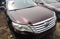 Best priced brown 2011 Toyota Avalon at mileage 0 in Lagos