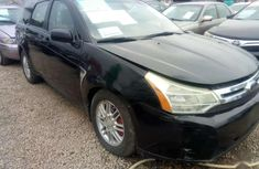 Black 2008 Ford Focus at mileage 68,000 for sale in Lagos