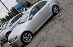 Lexus IS 250 2007 Silver for sale