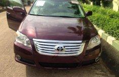 Best priced used 2009 Toyota Avalon sedan automatic in Abuja