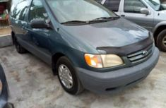 Sell green 2003 Toyota Sienna automatic at price ₦585,000 in Sokoto