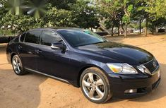 Clean and neat 2009 Lexus GS at mileage 68 for sale