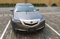 Acura TL 2009 Gray for sale