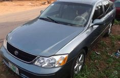 Best priced grey 2003 Toyota Avalon at mileage 165,256 in Ibadan