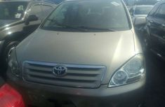 Toyota Verso 2005 Petrol Automatic Gold For sale