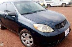 Used blue 2003 Hyundai Matrix automatic car at attractive price