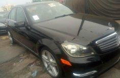 Mercedes-Benz C300 2012 Black for sale