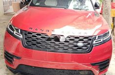 Sell well kept red 2018 Land Rover Range Rover suv / crossover in Lagos