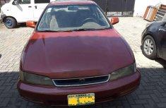 Clean used 1997 Honda Accord sedan for sale in Lagos