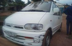 Used 1999 Nissan Serena manual car at attractive price
