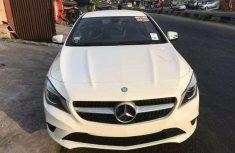 Selling grey 2016 Mercedes-Benz CLA 250 sedan automatic