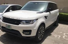 Land Rover Range Rover Sport 2015 White for sale