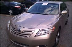 Selling 2017 Toyota Camry sedan at mileage 810,442