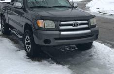 Toyota Tundra Automatic 2003 Gray for sale