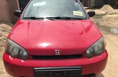 Well maintained 2002 Honda HR-V automatic for sale in Lagos