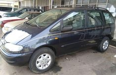 Sell black 2005 Ford Galaxy manual
