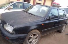 Need to sell cheap used 1996 Volkswagen Golf at mileage 180,251 in Lagos