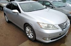 Sell grey/silver 2011 Lexus ES sedan at mileage 47,201 in Lagos