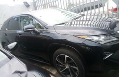 Used 2017 Lexus RX at mileage 30,000 for sale in Lagos