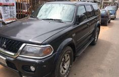 Selling 2003 Mitsubishi Montero in good condition at mileage 135,000