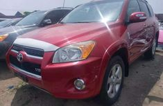 Sharp red 2010 Honda Accord suv automatic for sale