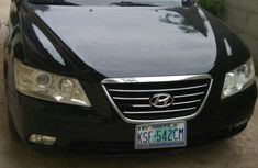 Hyundai Sonata 2.4 GLS Automatic 2009 Black for sale