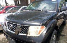 Black 2005 Nissan Pathfinder automatic for sale