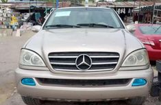 Sell used 2004 Mercedes-Benz ML automatic in Lagos