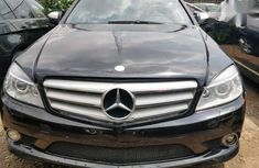 Need to sell black 2009 Mercedes-Benz C350 at mileage 45,896 in Ikeja